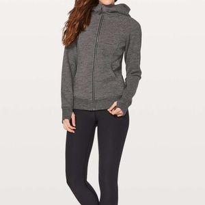 Lululemon Athletica Scuba Hoodie jacket Size 6